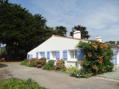 Photo for Nice house with garden near the Bois de la Chaize Noirmoutier