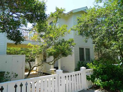 Photo for Delightful Seaside Cottage Across From The West Side Pool-20% Summer Savings