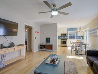 Photo for Capitola Sea Star walking distance to the beach!