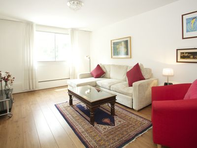 Photo for Elm Park Gardens - One Bedroom Apartment, Sleeps 3