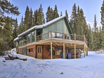Photo for Secluded Breck Cabin w/Hot Tub, ~3 Mi. to Main St!