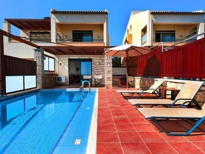 Photo for Terraced Houses Corali, Kamisiana  in Kreta - 5 persons, 2 bedrooms