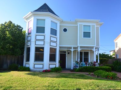 Photo for SPECIAL! Luxury Family Townhouse2, 2 Blocks To Beach And Bay, AC, Garage, BBQ