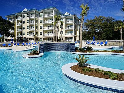 Photo for 2BDRM/2BA Condo with water views!