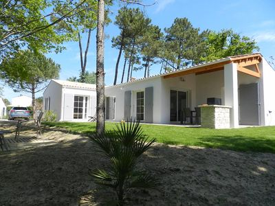 Photo for Luxury villa close to one of the finest beaches in Oleron