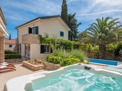 Photo for Villa Verboscana - Mediterranean house with pool, gym,hot tub & sauna