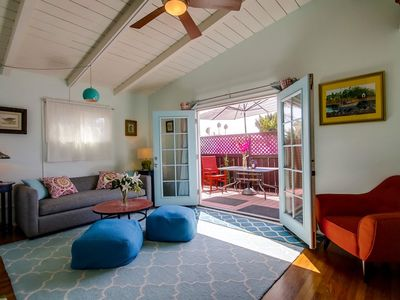 Quintessential Ocean Beach Cottage Just 1 Block From The Beach!