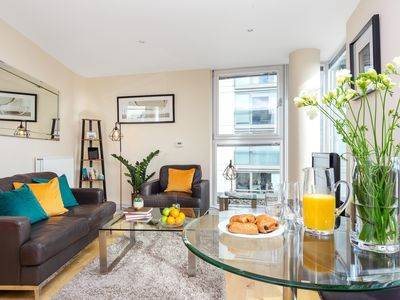 Photo for Lanterns Court 2B apartment in Tower Hamlets with WiFi & lift.