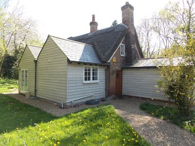 Photo for 'High Hoe' Sleeps 6 - Mersea Island Cottage with BEACH HUT, WiFi, sorry no pets