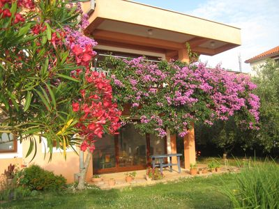 Photo for Family-friendly apartment in old fishermen village close to Zadar