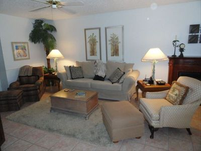 Living Area/Electric Fireplace/TV,DVD /stereo/Neutral Colors