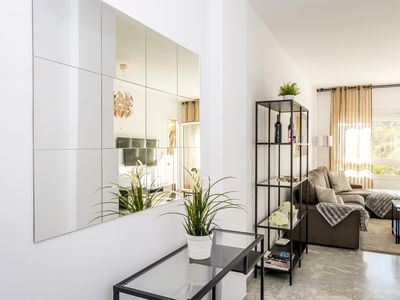 Photo for Lovely 2 bed apt next to Puerto Banus-PR