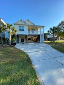 Ultimate Beach Getaway in Beautiful Home with brand new POOL! New pics added!