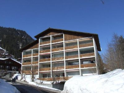 Photo for One bedroom Apartment, sleeps 2 in Adelboden