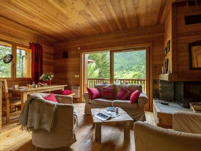 Photo for Charming apartment - Serre Chevalier