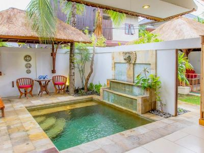 Photo for Senin, 2 Bedroom Villa, Seminyak