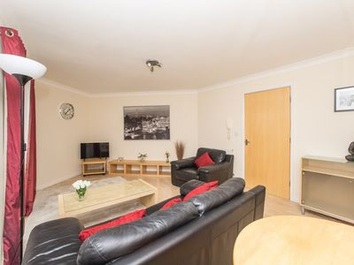 Photo for Apartment 370 m from the center of Gateshead with Parking, Internet, Washing machine (692943)
