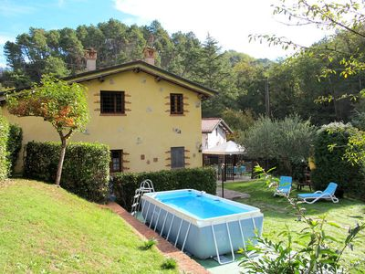 Photo for Vacation home Casa Il Rio  in Montemagno/ Camaiore, Riviera della Versilia - 6 persons, 3 bedrooms