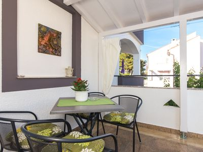 Photo for Cozy apartment Suzy in the city of Krk