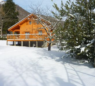 Photo for LARGE MOUNTAIN CHALET 10 pers PYRENEES ARIEGEOISES VICDESSOS
