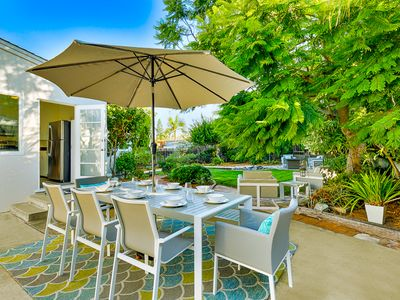 25% OFF DEC - Charming Home w/ Outdoor Living, Walk to Surf, Beaches