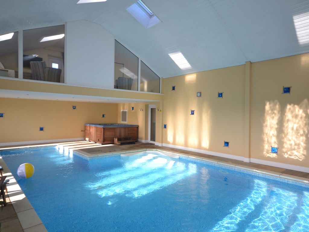 Exceptional Trimdon Station Barn Rental   Indoor Pool Overlooked By Bedroom 4 With  Ensuite