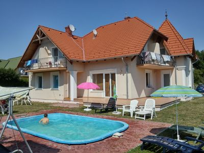 Photo for 6BR Guest House/pension Vacation Rental in Gyenesdias, Zala