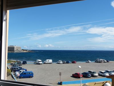 Photo for LOS CASTAÑOS apartment directly overlooking the sea