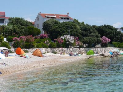 Photo for Holiday apartment Mandre for 3 - 4 persons with 2 bedrooms - Holiday apartment