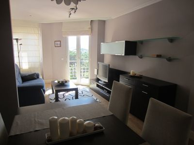 Photo for Apartment located first line beach of Mogro
