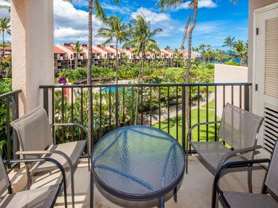 Photo for Great Views+Roomy Design! 2-Story w/Lanai, New Kitchen, WiFi–Kamaole Sands 3403