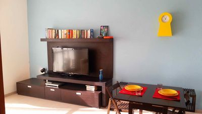 Photo for Spacious one bedroom apartment with kitchen