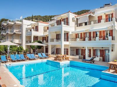 Photo for Apartment Villa Kostis Maisonette  in Poros, Peloponese - 4 persons, 1 bedroom