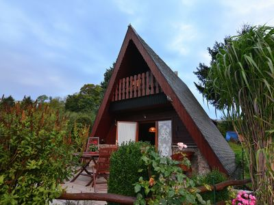 Photo for Romantic and detached small house in the Thuringian Forest with wood stove