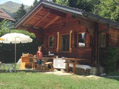Photo for Sweet Little Typical Chalet