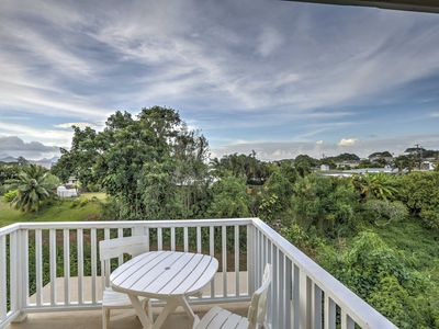 Photo for Quiet Kaneohe Studio w/ Mtn Views-Near Kaneohe Bay