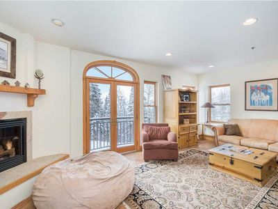 Photo for Windows and Views Galore in Bear Creek Lodge 3-Bedroom Corner Unit