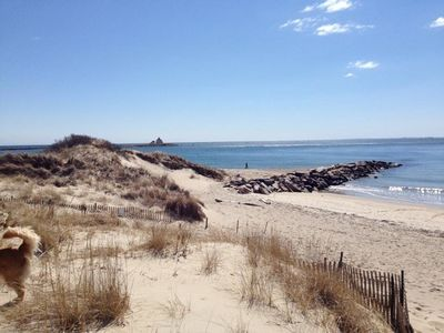 Photo for Very Nice Cottage 3 BR and 2 Bath walk to Watch Hill Beach