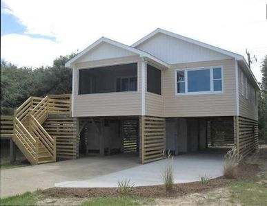 Photo for Ocean Side, Hot Tub, Pet Friendly, Remodeled Beach Home