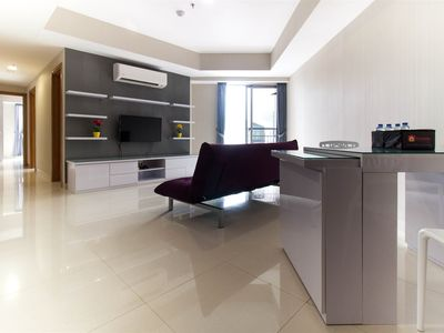 Photo for 2BR Modern Furnished The Mansion Apartment By Travelio