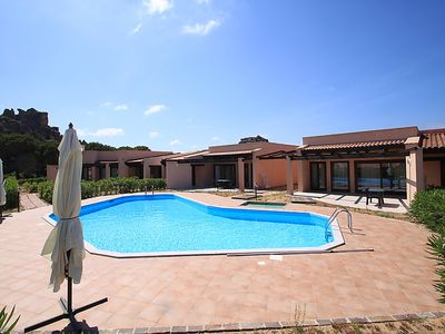 Photo for Vacation home Idee in Costa Paradiso - 6 persons, 2 bedrooms