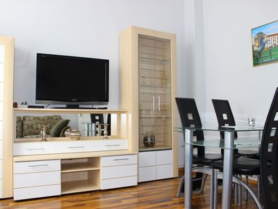 Photo for Nice, bright apartment near the old town