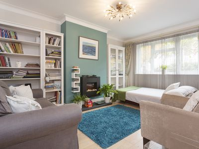 Photo for UP TO 20% OFF - Colourful Four Bedroom House in Queen's Park, Sleeps 6 (Veeve)