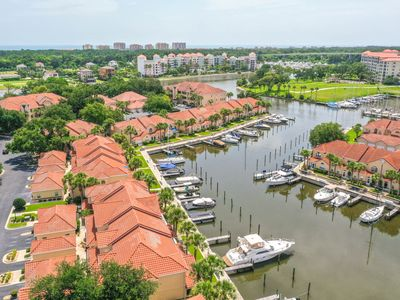 Photo for Waterfront Townhouse on the Intercoastal with one car garage