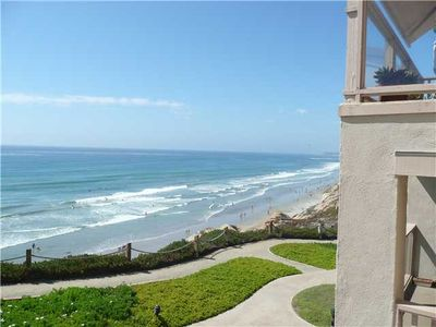 Photo for Ocean View! Newly Remodeled, Three Bedroom Beach Condo