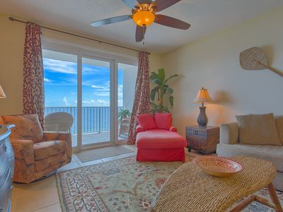 Photo for Windemere 1105 Perdido Key Gulf Front Vacation Condo Rental - Meyer Vacation Rentals