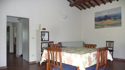 Photo for Casolare San Giusto maremma apartment 1 floor