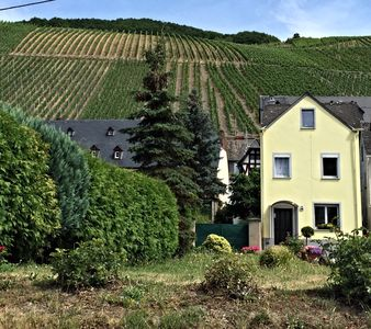Photo for The little yellow house - holiday house with Moselle view