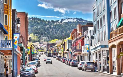 Photo for Park City, Utah.  Great place and great location for a summer vacation!