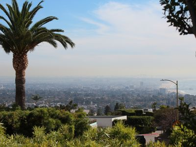 Photo for Panoramic Ocean, Mountain & City Views located In prestigious Pacific Palisades